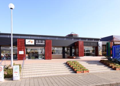 北陸自動車道尼御前SA(上り線)食堂・休憩所改良工事イメージ