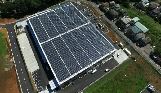 飛鳥管理(株)相模原プロジェクト太陽光発電システム工事イメージ