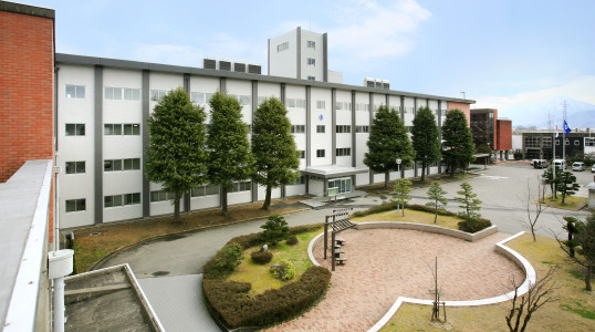 福井工業高専 本館棟改修工事イメージ