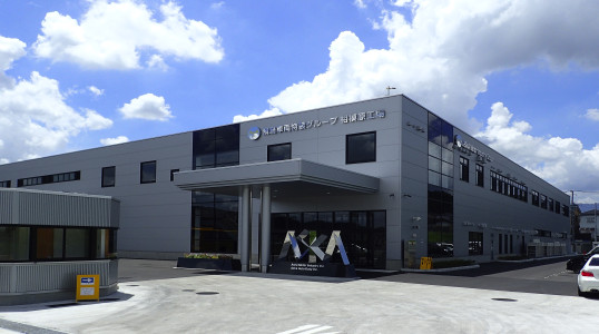飛鳥管理(株)相模原プロジェクト特殊車輌組立工場新築工事イメージ