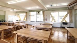 吉野小学校校舎耐震補強等工事その1イメージ