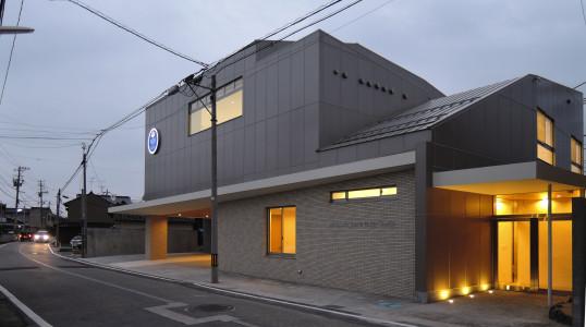 MJBダンススタジオ新築工事イメージ