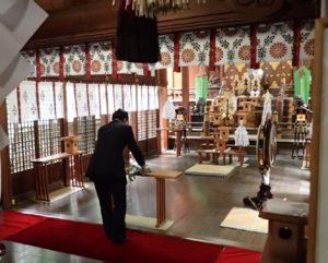 160224 本社安全祈願祭(2)