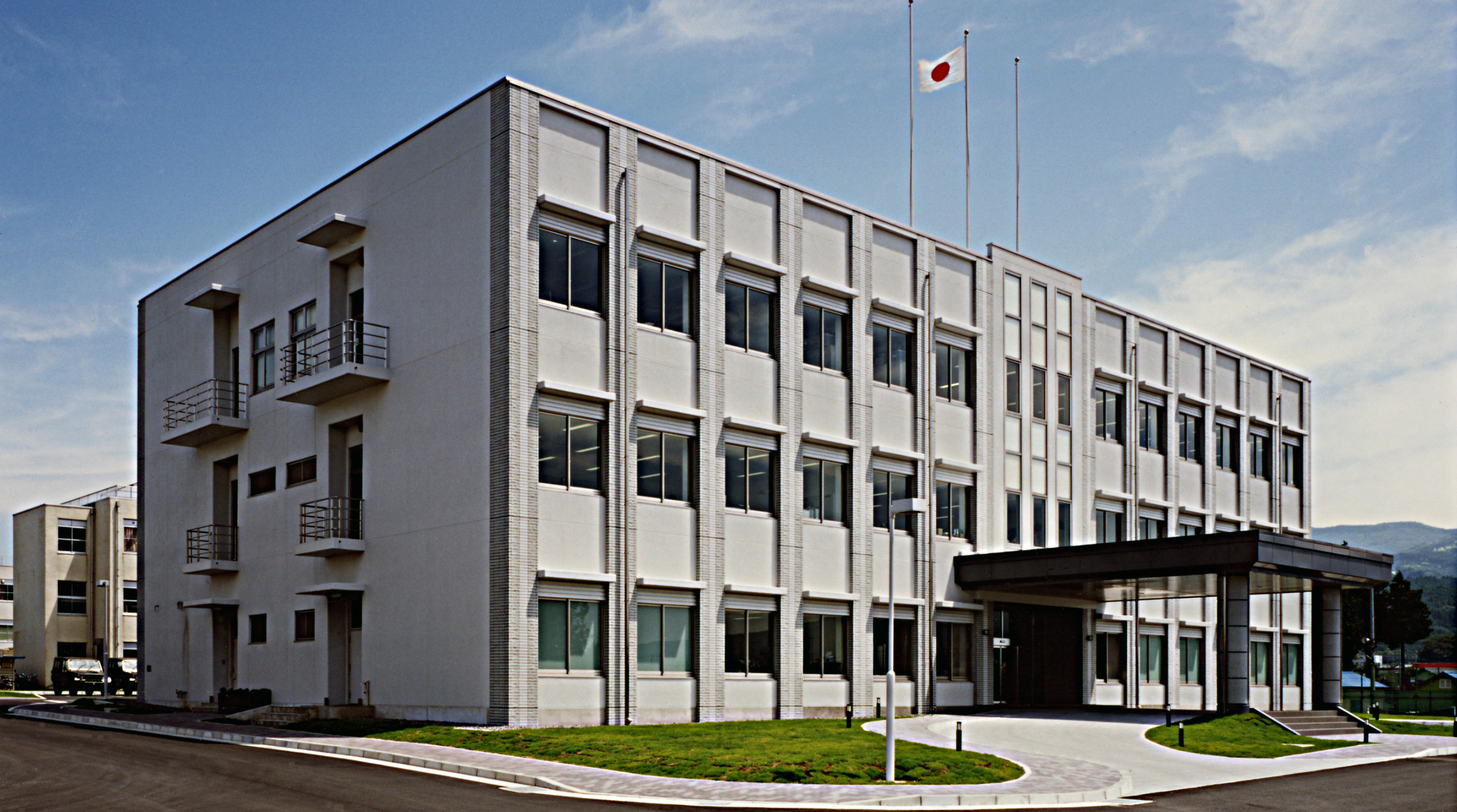 横浜防衛施設局 駒門(17)庁舎イメージ