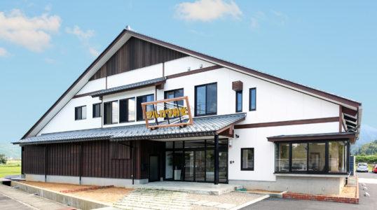 マルカワみそ社屋新築工事イメージ