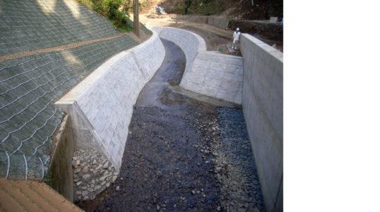道路改良工事その6工事 一般国道305号/南条郡南越前町イメージ