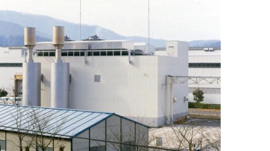 AW−工業自家発電建家イメージ