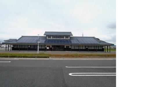 越前市水循環センター 太陽光発電システム設置工事(28.49kw)イメージ