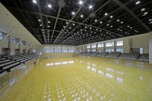 武生中央体育館 (アリーナ)