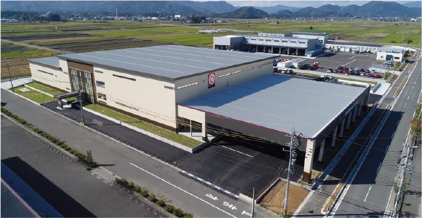 ナカヤ化学産業株式会社 今立第2工場新築工事イメージ