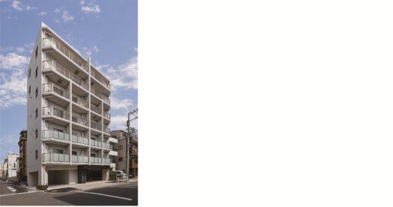 墨田区立川4丁目計画新築工事(外観)イメージ