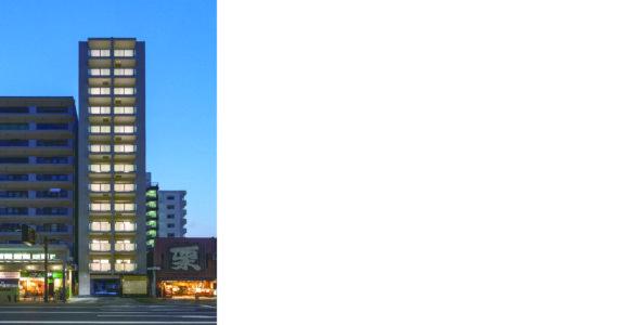 エムズイースト亀戸Ⅱ計画新築工事(外観)イメージ