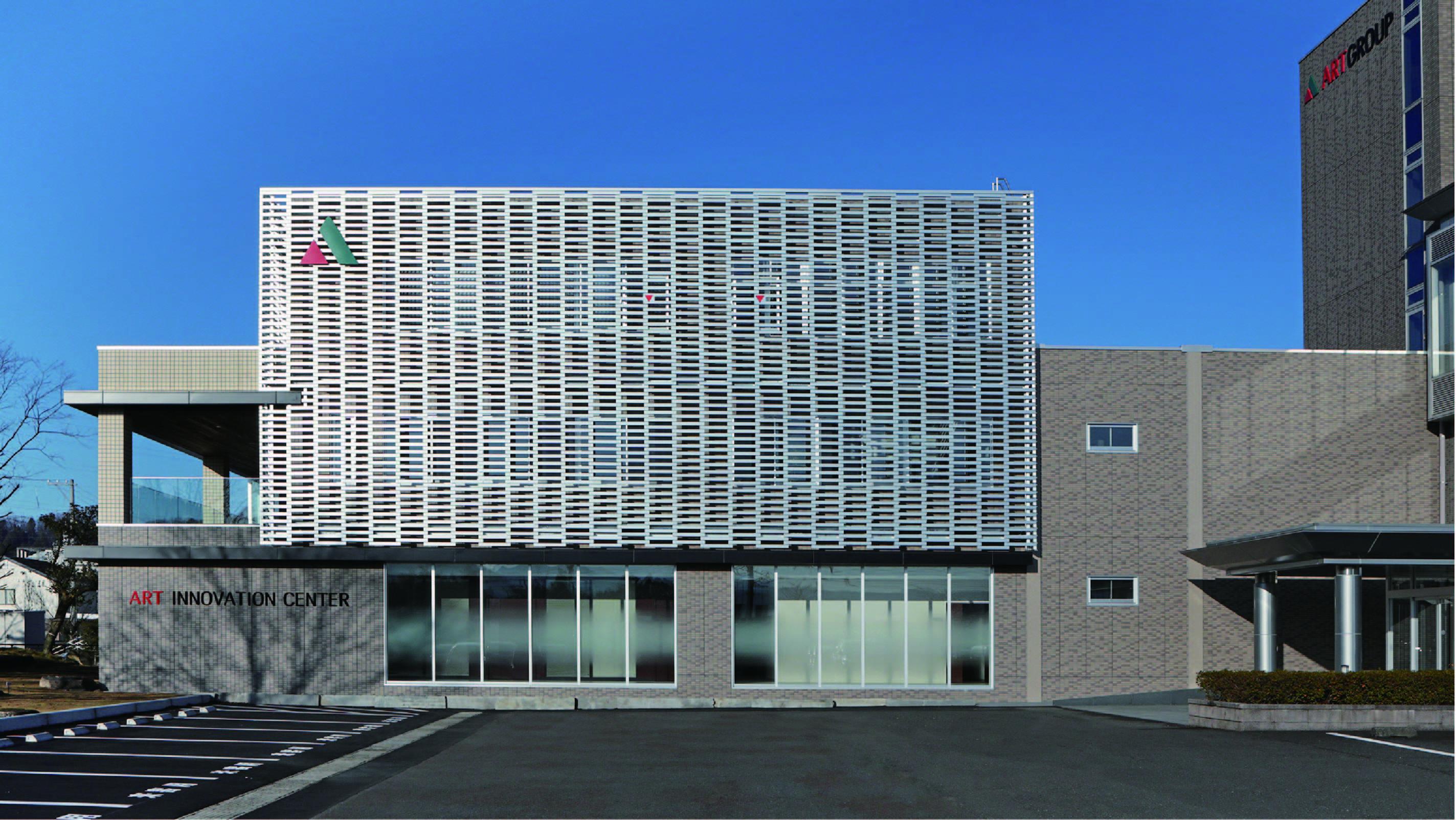 アートホールディングス社屋 増築工事イメージ