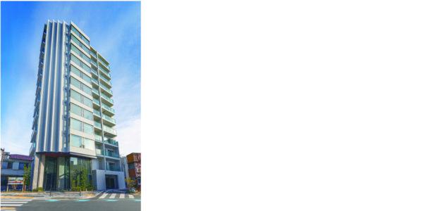 荒川区町屋8丁目計画(外観)イメージ