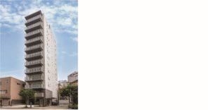 台東区千束3丁目計画新築工事イメージ