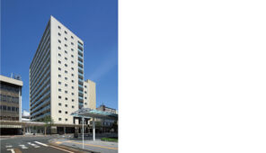 中央1丁目10番地地区優良建築物等整備事業(マンション棟)(外観)イメージ